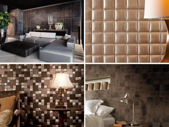 Новости PRO Ремонт - Стена из крокодиловой кожи - идеи дизайна не для всех