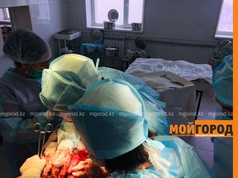 Новости Актау - В Мангистау спасли мужчину, который случайно выстрелил себе в грудь