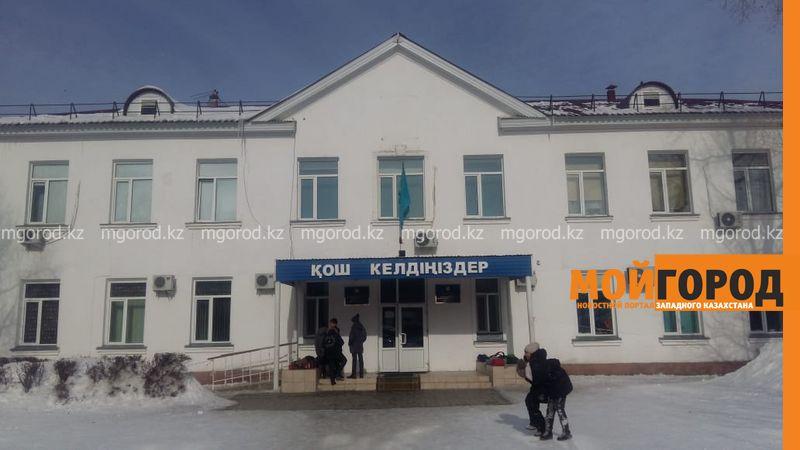 Директор школы в Уральске отдала свой кабинет под учебный класс