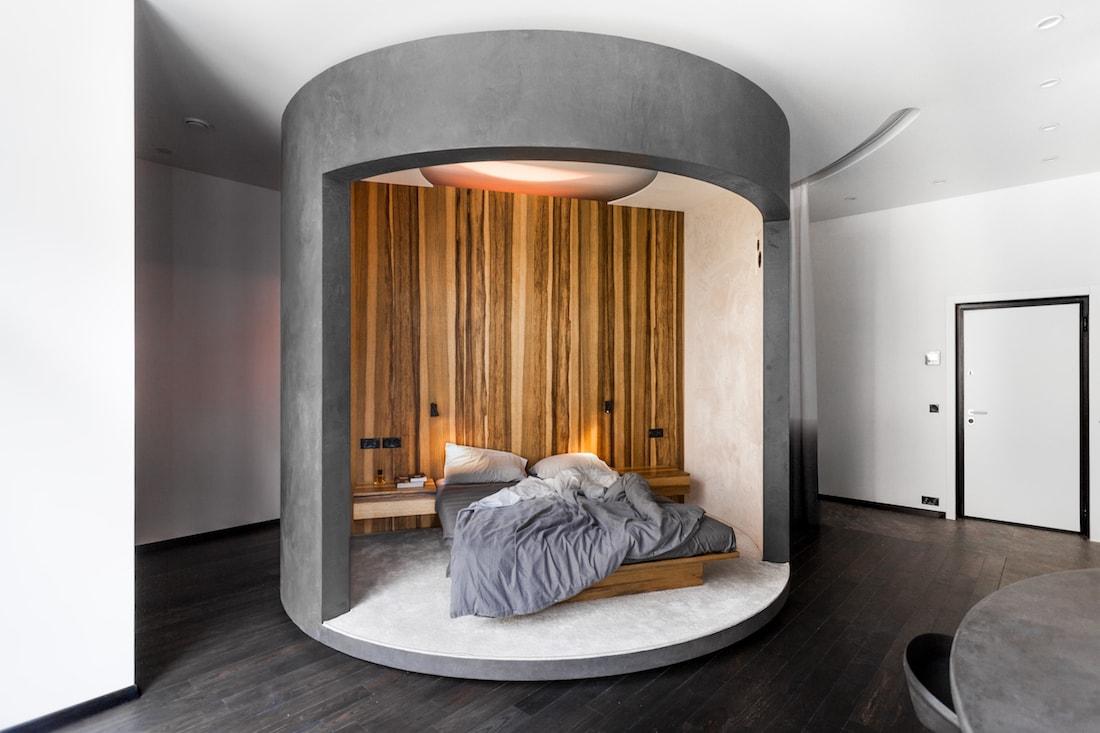 Новости PRO Ремонт - Я увидела эту вращающуюся комнату и теперь мечтаю о ней.