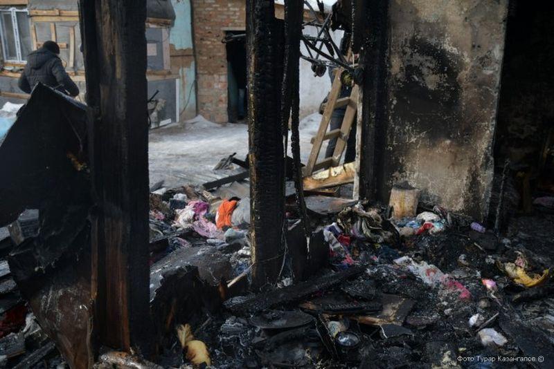 Новости - Гибель 5 девочек-сестер в Астане. Что произошло