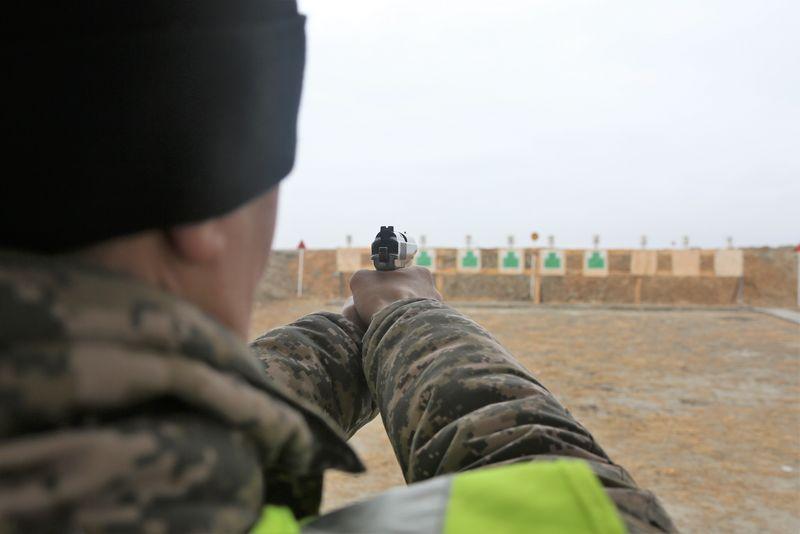 Новости - Лучших снайперов выбирают для участия в Армейских международных играх (фото)