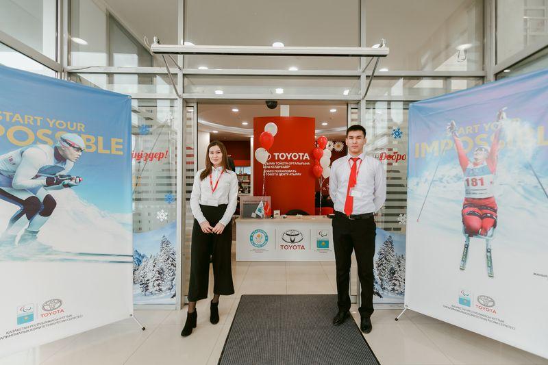 Новости Атырау - «Тойота Центр Атырау» отметил юбилей