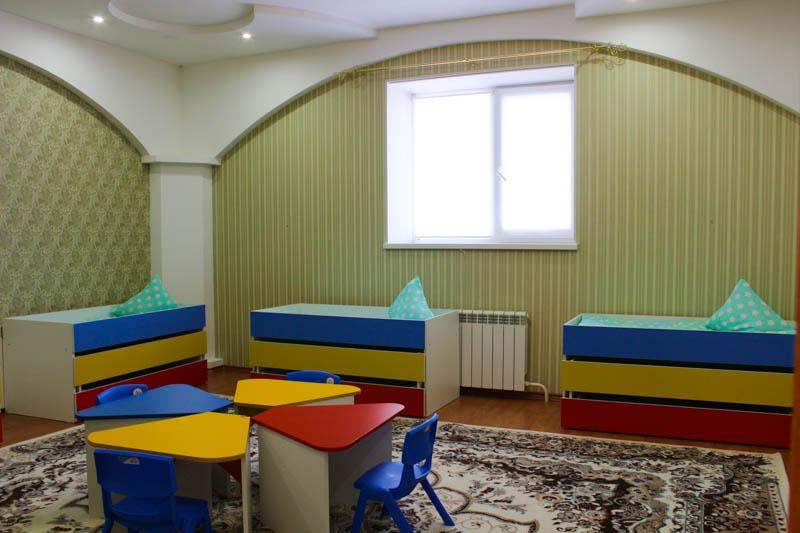 Новости Уральск - Новый филиал сети детсадов «Sabi» ждет своих малышей