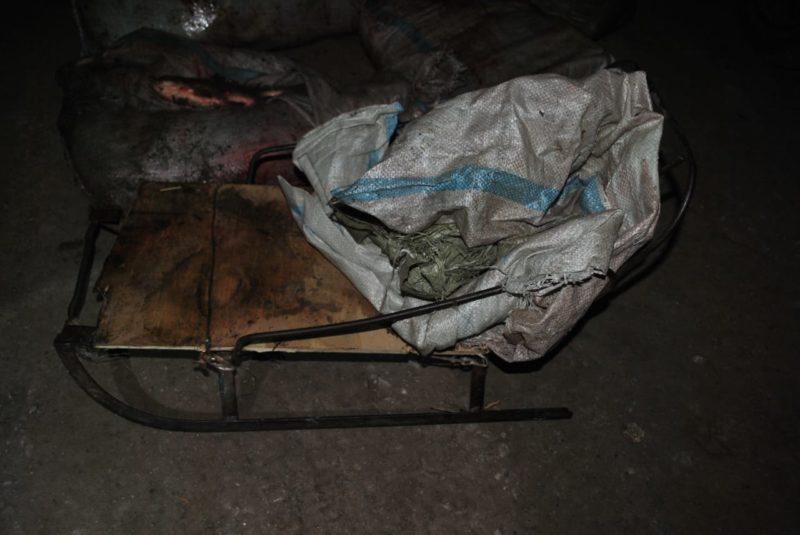 Новости Атырау - Свыше ста килограммов частика изъяли полицейские Атырау у сельчан