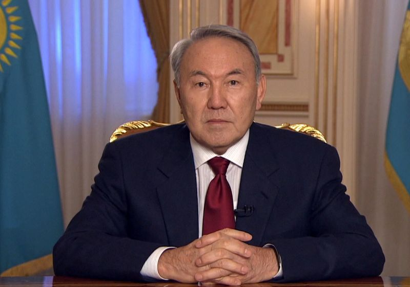 Новости - Назарбаев обратился в Конституционный Совет
