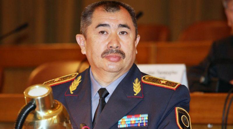 Новости - Назначен новый министр внутренних дел Казахстана