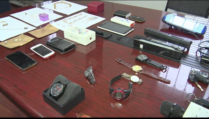 Новости Атырау - Хозяев краденных вещей разыскивают полицейские Атырау