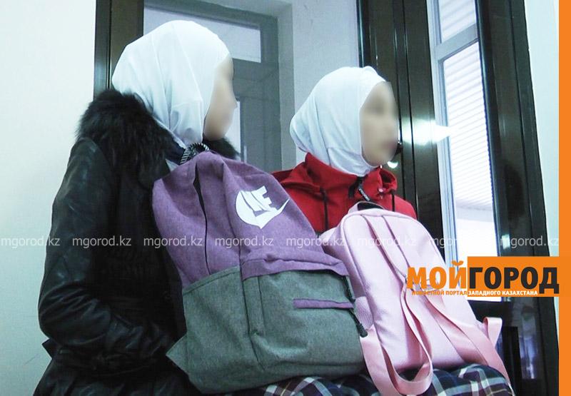 8 детей в Актобе не ходят в школу из-за хиджабов