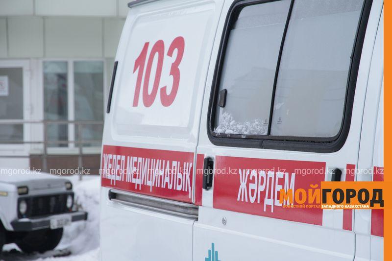 Мотоциклист погиб на трассе в Атырауской области