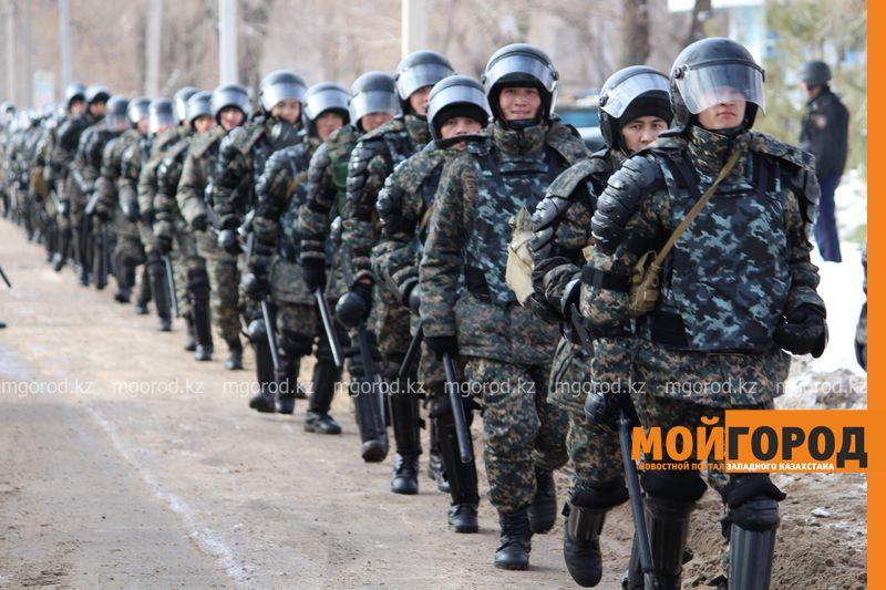 Антитеррористические учения пройдут в Уральске