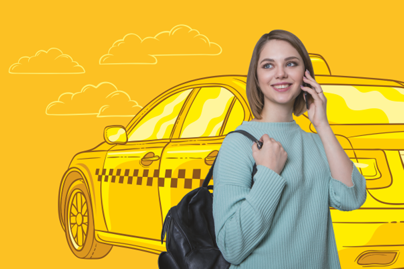 Новости Уральск - В Уральске появилась служба такси эконом-класса