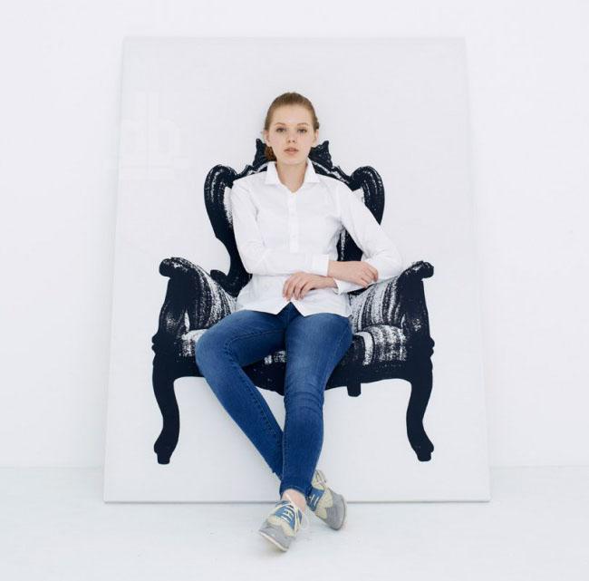 Новости PRO Ремонт - Мебель на холсте - новое изобретение японцев