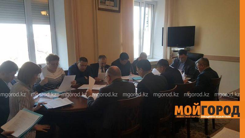 Новости Уральск - Заседание постоянных комиссий маслихата состоялось в Уральске