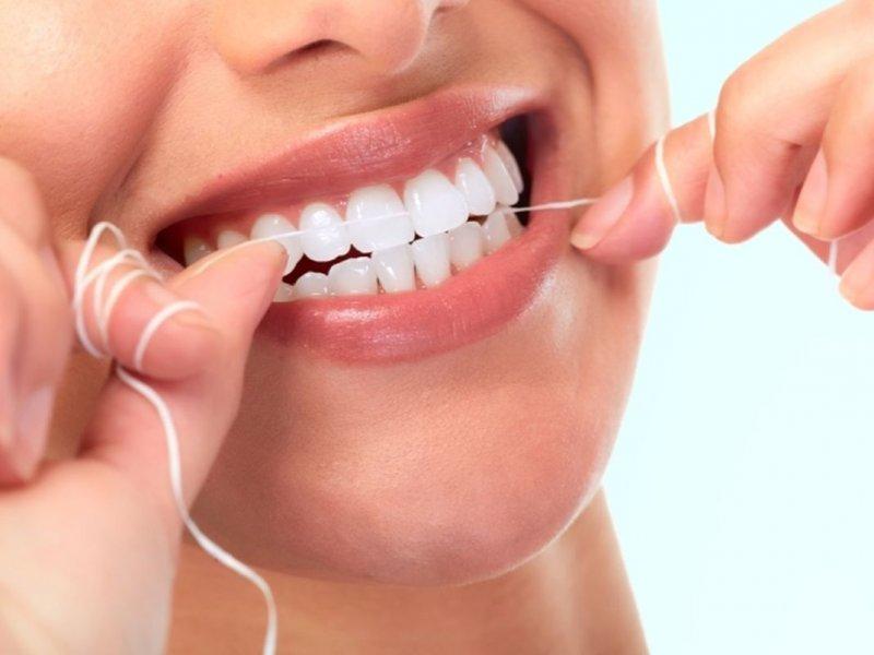 Новости PRO Ремонт - Секрет зубной нити в ремонте