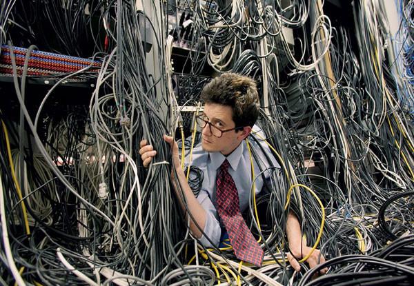 Новости PRO Ремонт - Достали провода? 7 идей, как от них избавиться