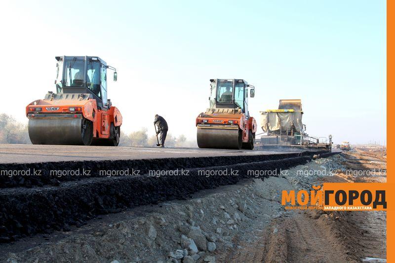 250 километров автодорог отремонтируют в ЗКО