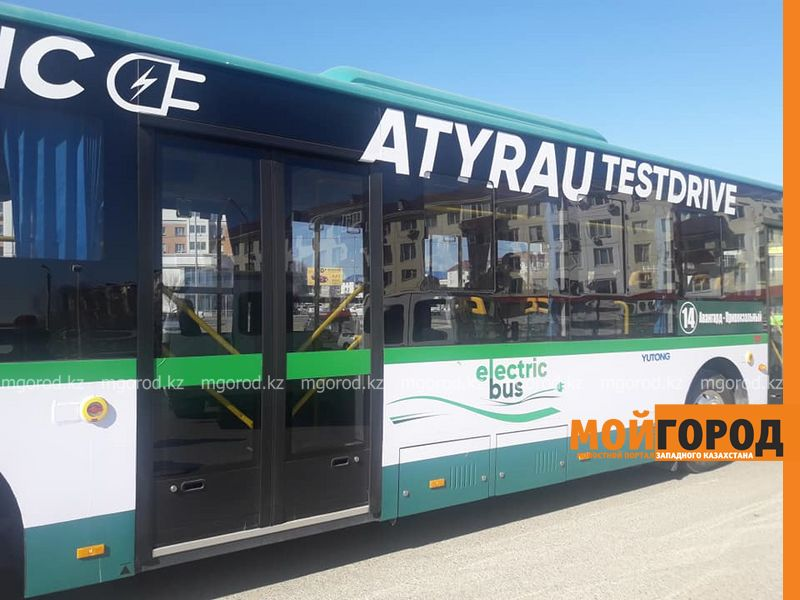 Новый вид пассажирских перевозок в Атырау пользуется спросом