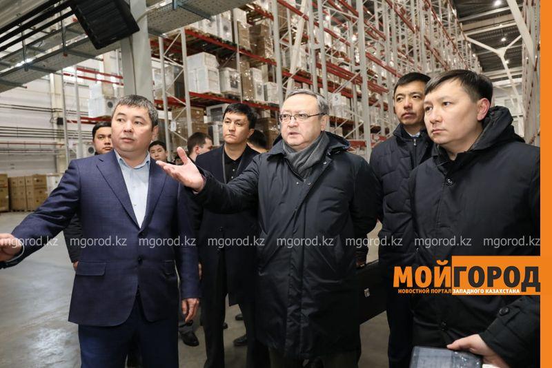 Новости Актобе - Аким области поручил усилить работу СПК «Актобе»