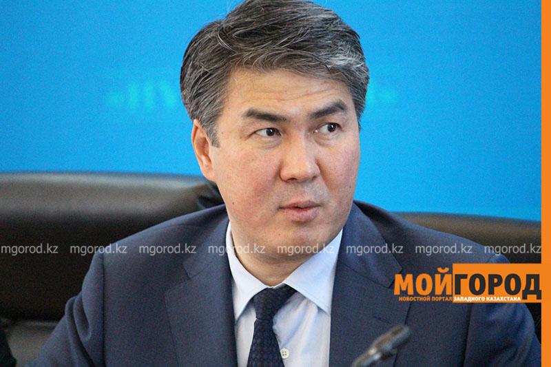 Новости - Асет Исекешев назначен исполнительным директором фонда Первого Президента РК