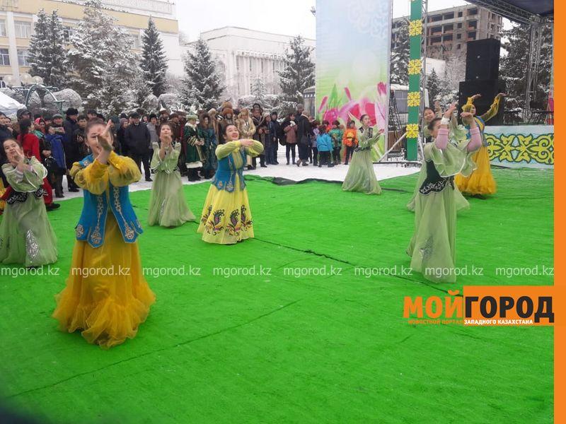 Новости Уральск - Көрісу айт празднуют в ЗКО