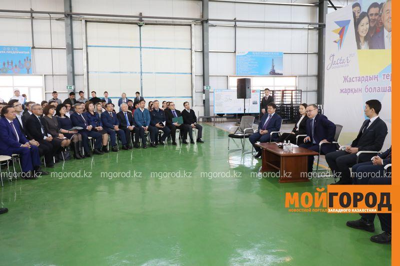 Крупнейшие предприятия подписали меморандумы о трудоустройстве выпускников актюбинских вузов