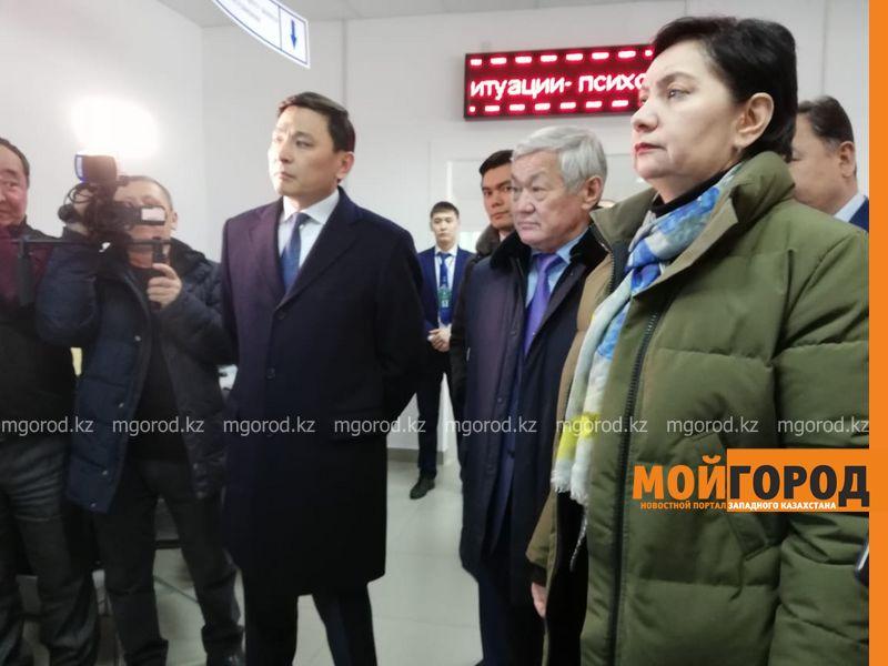 Новости Уральск - Заместитель премьер-министра РК ознакомилась с работой Telegram-бота в ЗКО