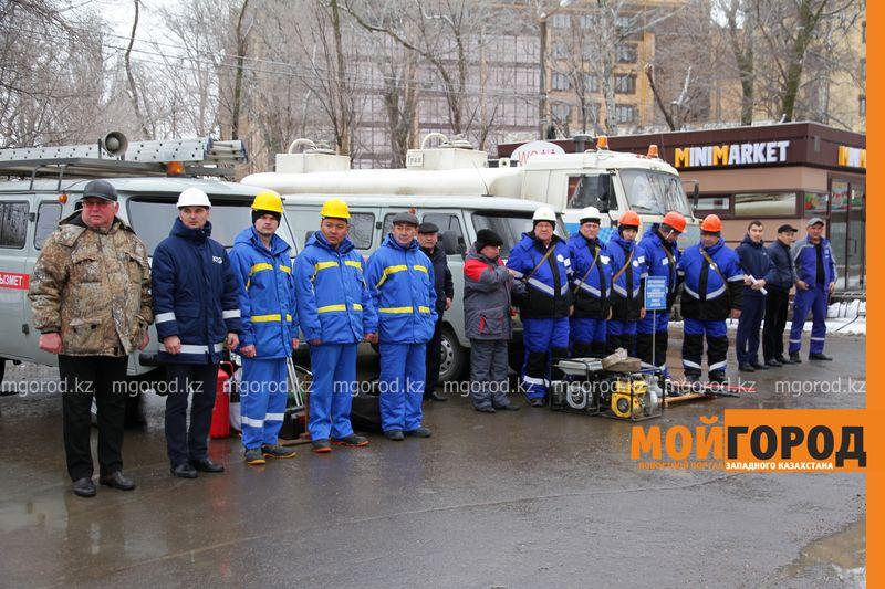 Новости Уральск - Готовность ЗКО к паводковому периоду проверил заместитель премьер-министра РК