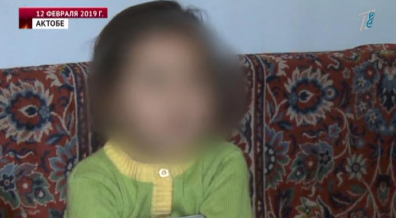 Новости Актобе - Судьба брошенной матерью почти 4 года назад маленькой Асемгуль решилась в Актобе