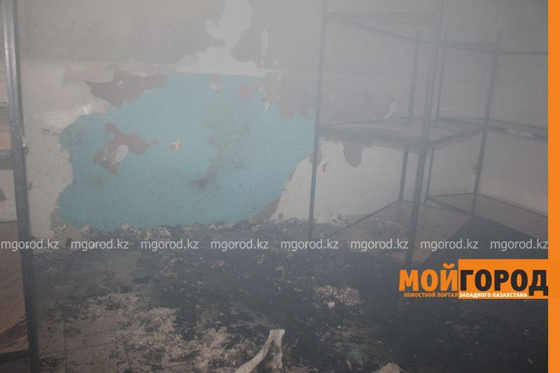 Новости Актобе - 97 рожениц эвакуировали из роддома в Актобе из-за пожара