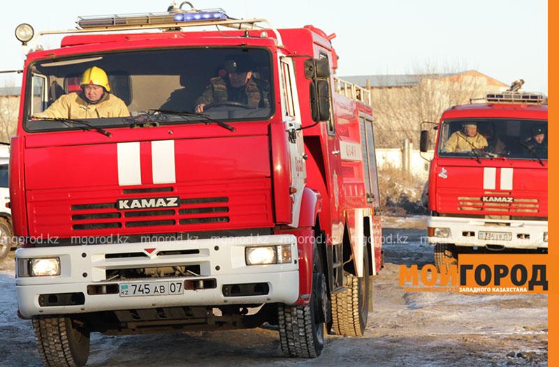 На 100 миллионов тенге построят пожарное депо в Уральске