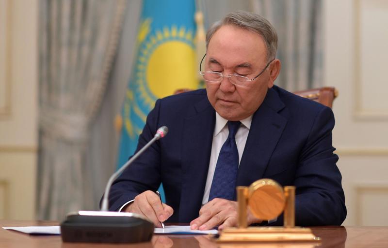 Обращение Нурсултана Назарбаева к народу Казахстана (полный текст)