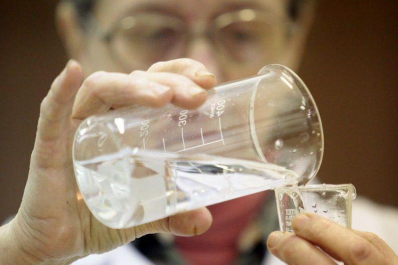 Новости Атырау - Атырауские синоптики берут еженедельные пробы воды