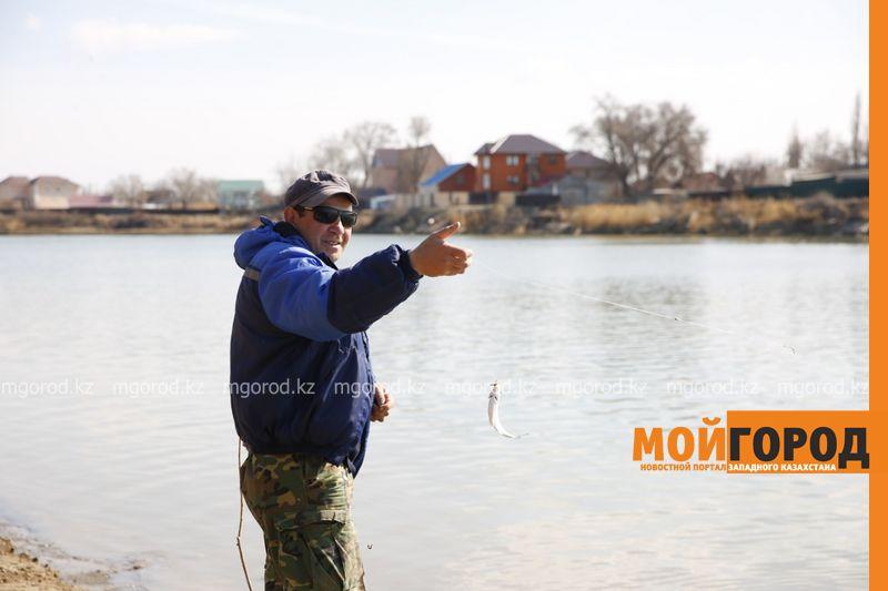 Новости Атырау - В Атырау дефицита рыбы не будет - рыбаки-любители
