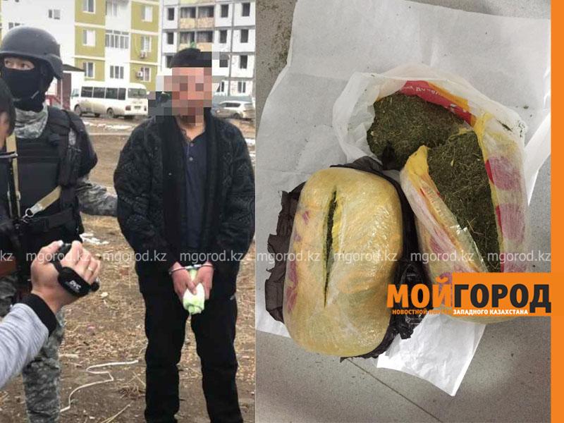 Новости Атырау - Семь килограммов марихуаны изъяли у жителей Атырау