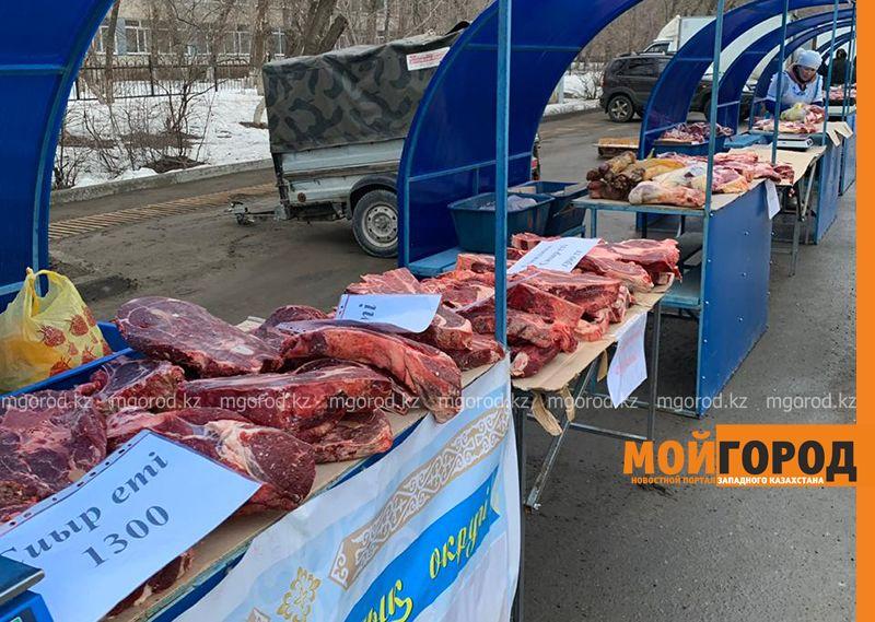 Новости Уральск - Оралдықтар жәрмеңкеден 2,5 миллион теңгенің өнімін сатып алды