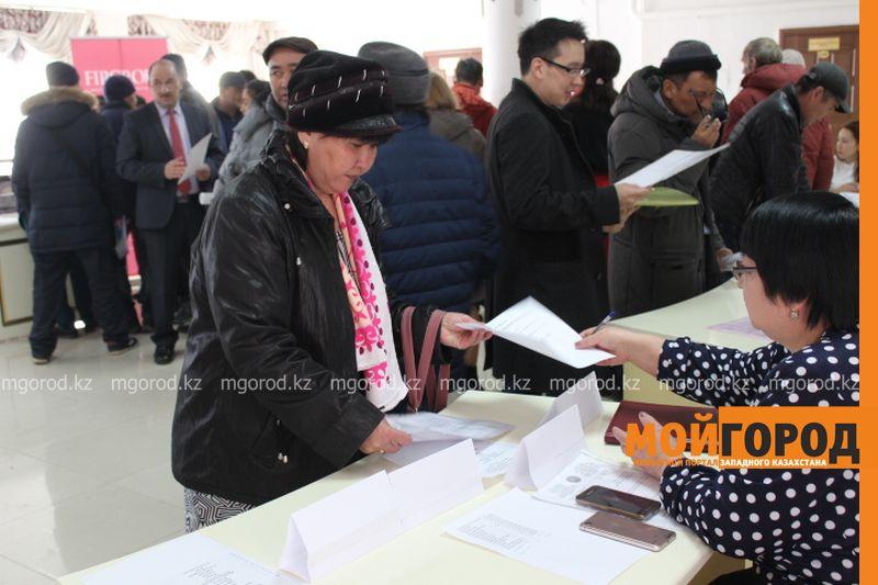 Новости Атырау - В Атырау стало меньше безработных
