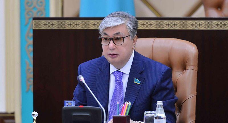 Нурсултан Назарбаев предложил выдвинуть кандидатуру Токаева на выборы президента РК