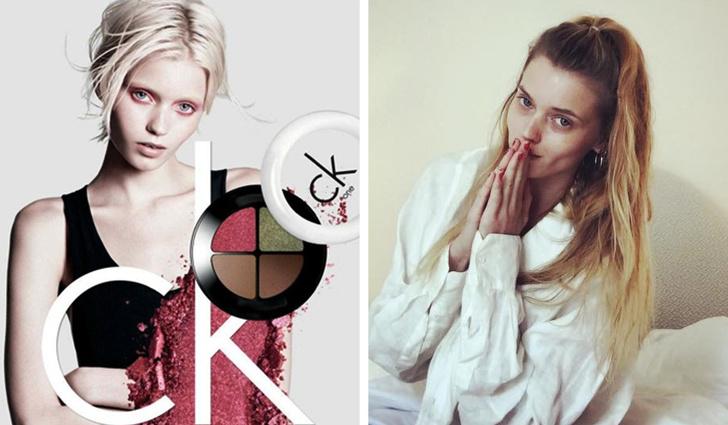 Новости Актау - Красотки, с рекламы косметики – кто они без тоналки, теней и укладки?