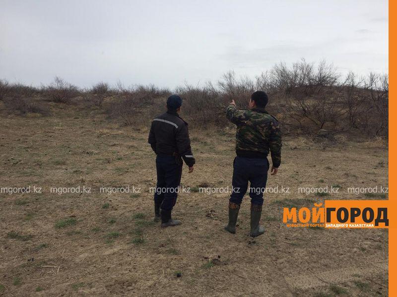 Новости Уральск - 22-летний парень заблудился в ЗКО