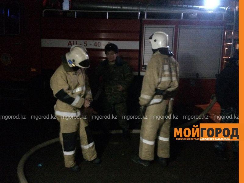 Труп женщины обнаружили на месте пожара в ЗКО
