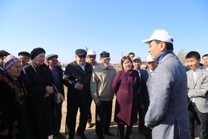 Новости Уральск - 95% жителей Акжайыкского района будут обеспечены водой