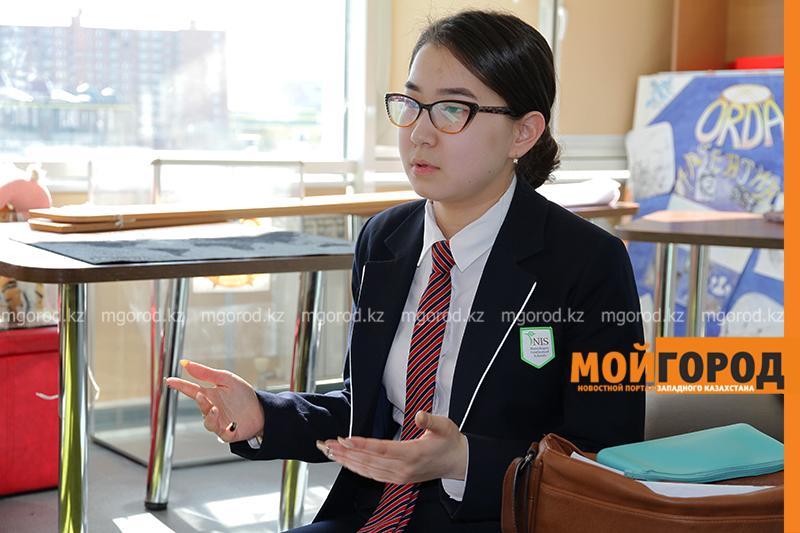 Школьница из Уральска стала обладательницей 11 грантов США и Гонконга