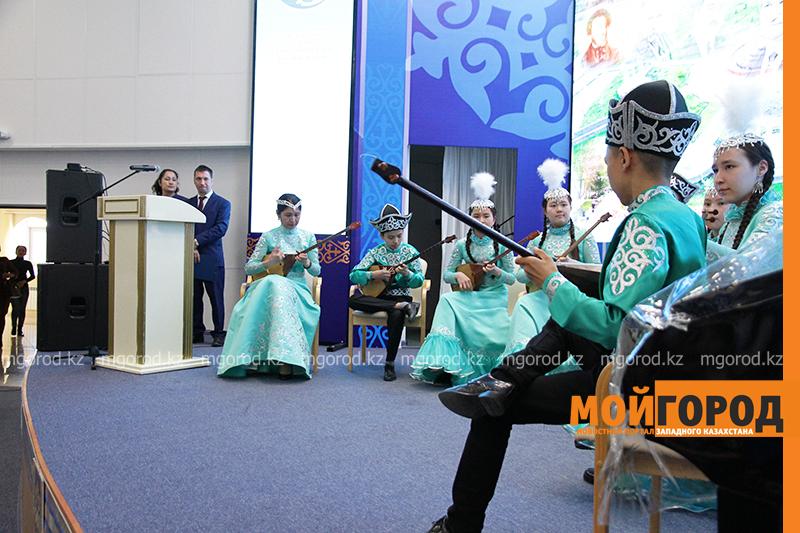 Новости Уральск - 45 школьников ЗКО приняли участие в международной конференции