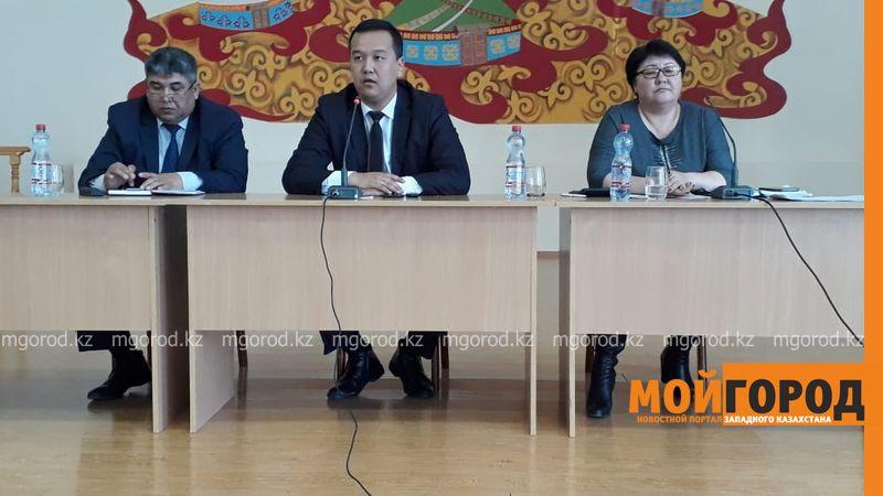 Новости Уральск - В Бурлинском районе проводится разъяснительная работа с жителями