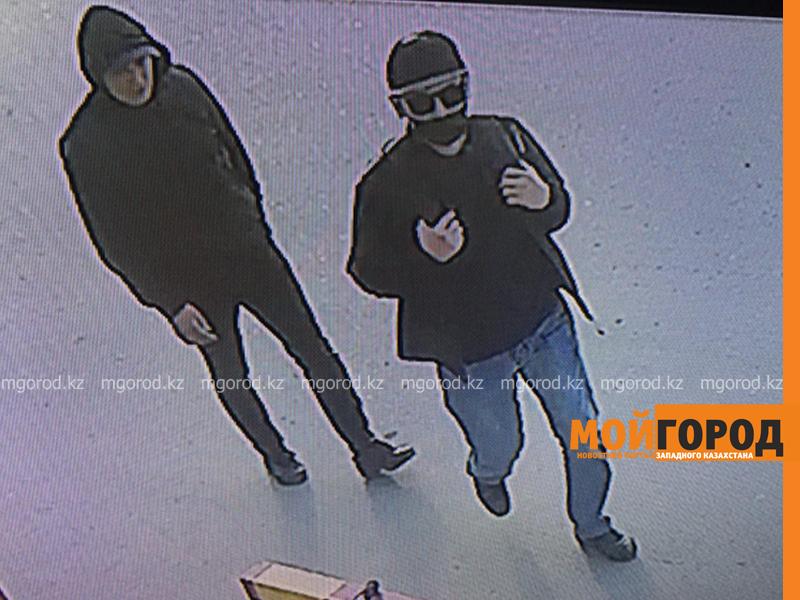 Новости Уральск - Двое мужчин из России грабят терминалы в Уральске
