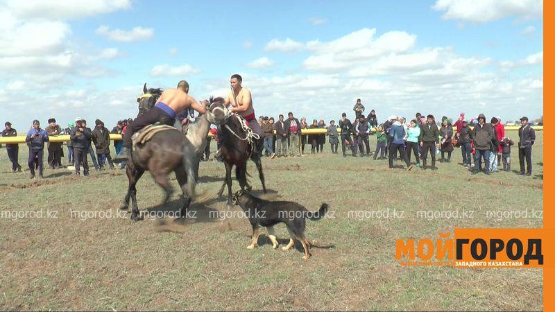 Новости Уральск - Каратобинцы возрождают древние традиции