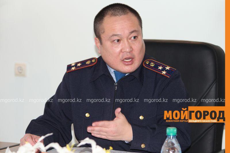 Новости - Махамбет Абисатов стал заместителем министра внутренних дел