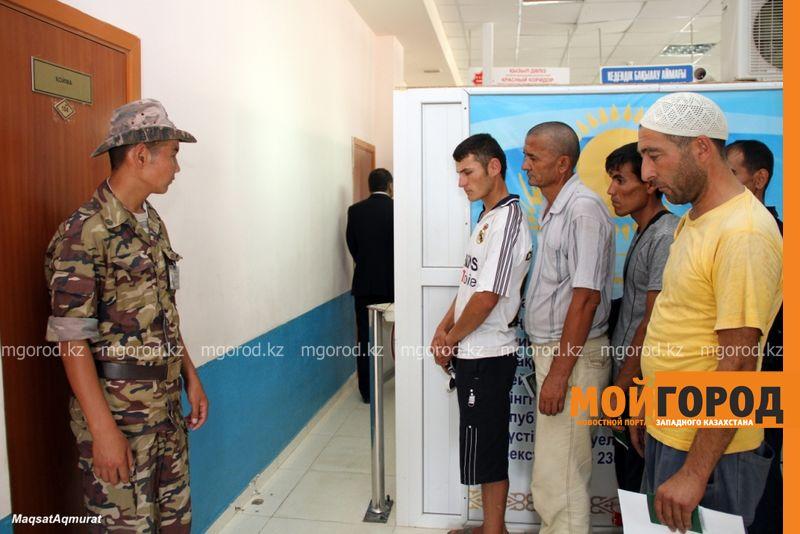 Внешнюю границу Мангистауской области пересекли более 2 млн человек
