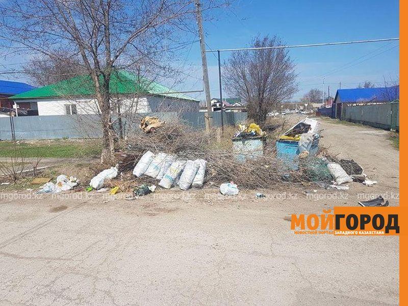 Новости Уральск - В Аксае ищут компанию для вывоза мусора